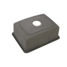 single bowl undermount stainless steel 304 kitchen sink