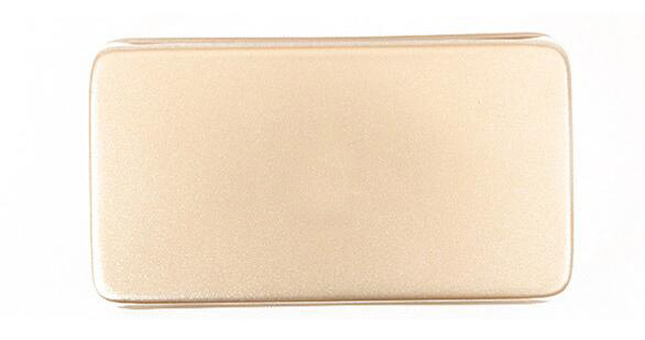 9'Golden Non-stick Rectangular Cake Mold (7)