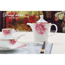 high grade china porcelain italian cooking utensils , vintage tea sets