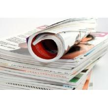 Alta qualidade Cmyk impresso Customzied Softcover Magazine