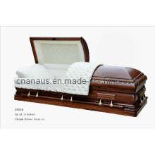 Cercueil de noyer (ANA)