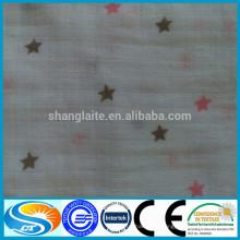 Tissu de coton en coton gratuit AZO en tissu de couverture en rouleau en rouleau