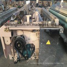 Machines à tisser à double pompe Shuttleless Waterjet Power Loom