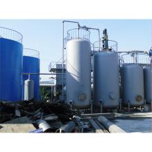 excelente servicio post-venta y máquina de reciclaje de aceite viejo sin residuos / horno de desecho sin contaminación con certificados CE e ISO