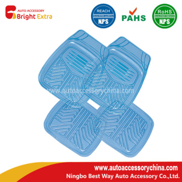 Heavy Duty Clear Vinyl Car Interior Piso Mat