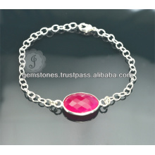 Indian Wholesale Supplier for Calcédoine Gemstone Indian Fashion Silver Jewelry