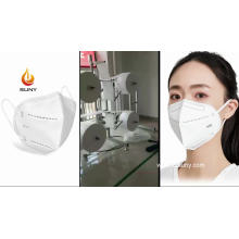 Masque facial de machine ultrasonique chirurgicale N95 faisant des machines