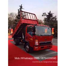 Camiones comerciales ligeros de cuatro cilindros y 180 hp