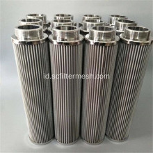 Elemen Filter Sintered Stainless Steel 304
