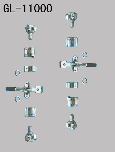 Bar Door Locks Truck And Trailer Parts