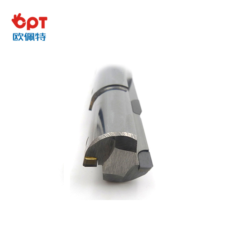 Diamond reamer for aluminium
