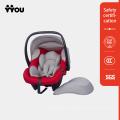 Cinto de segurança fixo recém-nascido portador infantil