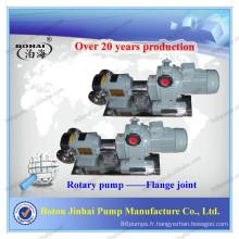 Pompes à lobes rotatifs hygiéniques pompes à déplacement positif