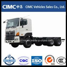 Camión de carga Hino Lorry 6X4