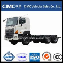 Caminhão de carga Hino Lorry 6X4