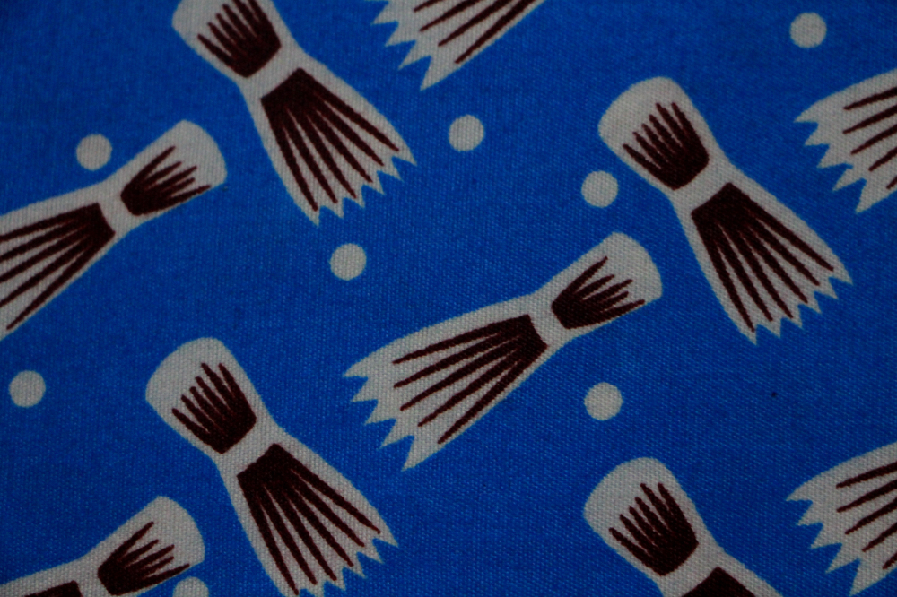 polyester African wax prints fabric
