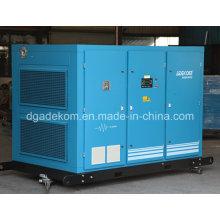 Compresor de aire del inversor de frecuencia variable engañado aceite de tornillo rotatorio (KF220-10INV)