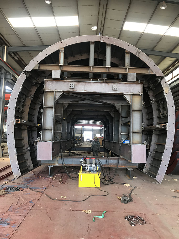 Tunnel Lining Mould