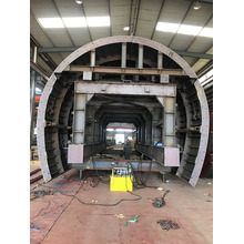 Hydraulikstahlschalung für Tunnelauskleidungsform