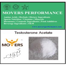 Acetato de testosterona esteroide para el culturismo
