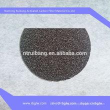 Fornecimento de filtro de material de filtros de fumaça de carvão / filtro de carvão capa de fogão / japonês carvão binchotan