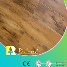 12mm Eir U Groove Maple Wax Coating Laminate Laminated Flooring