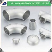 Acoplamiento de tubería de acero inoxidable / acero al carbono