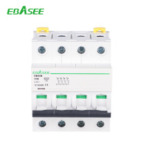 Hot sale  Smart electrical Electric MCB 4p Mini Circuit Breaker