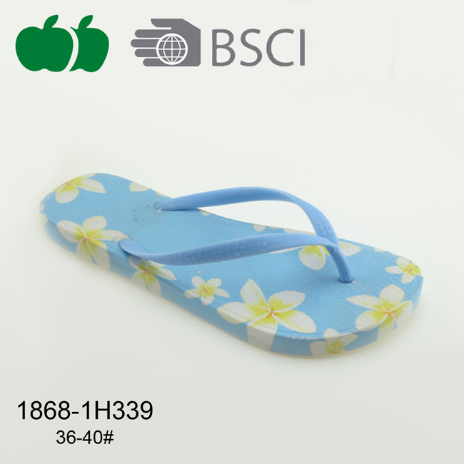 High Quality Lady Summer Beach Flip Flops