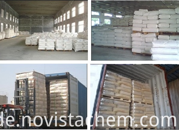 Pvc Lubricant Package And Loading
