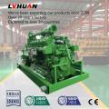 Planta de Biogás Aplicada Ce Generador de Biogás de Cogeneración CHP Aprobado 600kw