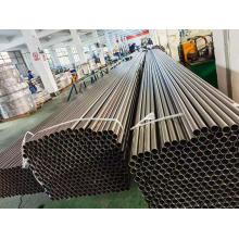 Korrosionsbeständiges Gr12 Titanlegierungsrohr ASTM B862