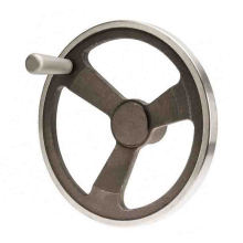 Customized Iron Cast Handwheel for Valve