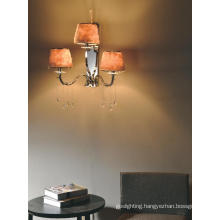 Nice Carbon Steel Wall Lamps Sconces with Three Lights (1116W)