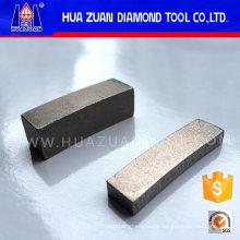 Sharp Diamond Segment for Concrete