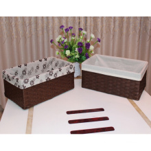 (BC-RB1020) Good-Looking Handcraft Paper Rope Basket