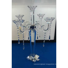 Crystal Candle Holder with Five Posters (KLS140308-62)