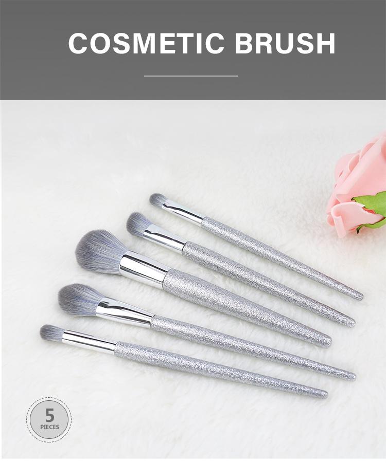 paint brush makeup brush