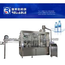 Embotelladora automática de la planta de agua pura