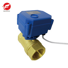 The most durable automatic water flow flow motorized control valve
