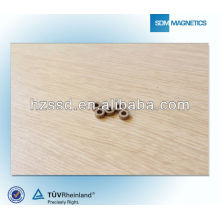 TS16949 Small Smco Ring Magnets