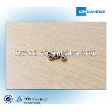 TS16949 Маленькие магниты кольца Smco