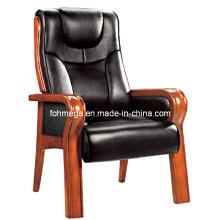 Chaise de conférence en bois véritable en bois (FOH-F10)