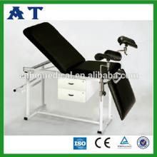 Mesa médica de parto con CE, ISO, TUV