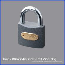 Factory Wholesale Cheap Price Heavy Duty Grey Iron Padlock