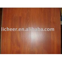 Laminate flooring small embossed surface