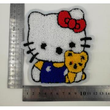 Hello Kitty Chenille Parches