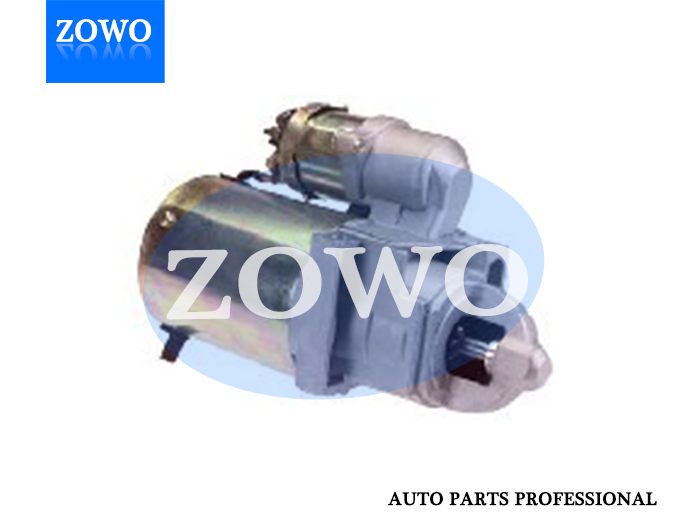 About Starter Motor 10465396