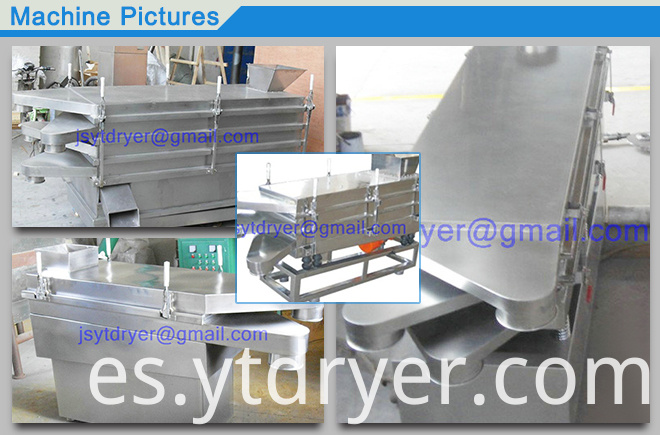 Square Vibrating Sifter