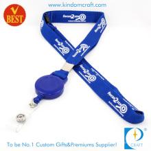 Wholesale Custom Card Lanyard with Badge Reel